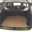 พรมไวนิลปูพื้นรถยนต์ BMW X3 สีครีมขอบครีม thumbnail 5