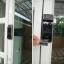กลอนประตูดิจิตอล Samsung SHS-2320 รหัส-การ์ด บานเลื่อน สินค้านำเข้าจากประเทศเกาหลี thumbnail 7