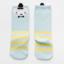 ถุงเท้ายาว สีฟ้า แพ็ค 10 คู่ ไซส์ S (อายุประมาณ 0-1 ปี) thumbnail 1