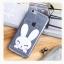 เคสยางนิ่มกระต่ายหน้ายิ้มตั้งได้ มีสายคล้อง ไอโฟน 4/4s thumbnail 12