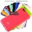 เคส iPhone 6/6s แบรนด์ Goospery (Mercury Jelly Case) สีชมพูเข้ม thumbnail 1