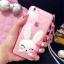 เคสยางนิ่มกระต่ายหน้ายิ้มตั้งได้ มีสายคล้อง ไอโฟน 4/4s thumbnail 15