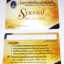 Card pvc 0.5 Platinum Card บัตรพื้นประกาย thumbnail 1