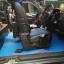 ขายยางปูพื้นรถเข้ารูป Isuzu D-Max Cab 2012-2017 ลายธนูสีฟ้าขอบแดง thumbnail 5