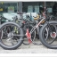 """จักรยานล้อโต FATBIKE """" TEAM"""" 4.9 ดุมแบร์ริ่ง ,16 สปีด ดิสน้ำมัน 2016 thumbnail 22"""