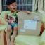 ชุดกลองของเด็ก ถูกสุดเพียง499 / ชุดพร้อมเก้าอี้ กลอง Big Band กลองชุดเด็กสีน้ำเงิน thumbnail 49