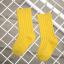 ถุงเท้ายาว สีเหลือง แพ็ค 12 คู่ ไซส์ M (ประมาณ 3-5 ปี) thumbnail 1