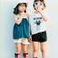 ถุงเท้าสั้น สีรุ้ง แพ็ค 12 คู่ ไซส์ S ประมาณ 1-3 ปี thumbnail 5
