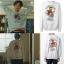 เสื้อแฟชั่นไอดอลเกาหลี #Goblin (Gong Yoo) (Lee Dong Wook) thumbnail 1