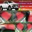 ขายผ้ายางปูพื้นรถยนต์เข้ารูป Ford Ranger Cab ลายกระดุมสีแดงขอบเขียว thumbnail 1