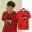 เสื้อยืด (T-Shirt) ลายสเก็ตบอร์ด แบบ J-Hope thumbnail 1