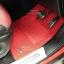 ผ้ายางปูพื้นรถยนต์เข้ารูป Land Rover Rang Rover Sport ไวนิลสีแดงขอบแดง thumbnail 4