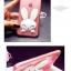 เคสยางนิ่มกระต่ายหน้ายิ้มตั้งได้ มีสายคล้อง ไอโฟน 4/4s thumbnail 8