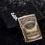 ไฟแช็ค Zippo แท้ Zippo 254BJD Jack daniel's Emblem USA Import แท้นำเข้า 100% thumbnail 1