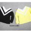 เสื้อ สีเหลือง แพ็ค 5ชุด ไซส์ 100-110-120-130-140 thumbnail 6