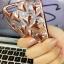 เคสนิ่มสีคาร์บอน ลายหัวใจไอโฟน 6/6s 4.7 นิ้ว thumbnail 1