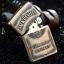 ไฟแช็ค Zippo แท้ Zippo 254BJD Jack daniel's Emblem USA Import แท้นำเข้า 100% thumbnail 7