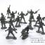 โมเดลทหารจิ๋ว สีเทา thumbnail 2