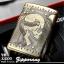 ไฟแช็ค Zippo แท้ Zippo 29268 Steampunk Skull Antique Brass Finish แท้นำเข้า 100% thumbnail 1