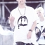เสื้อยืดแฟชั่น BTS JIN V สีขาว thumbnail 2