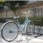 ที่จอดจักรยานแบบ 6 คัน พร้อมที่แขวนหมวก PV-B04 thumbnail 3