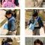 กระเป๋าหนังสะพายข้างรูปสัตว์ linda linda [ลาย กบ] thumbnail 3