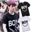 เสื้อยืดแฟชั่น BAEKHYUN BOY EXO (ระบุสี) thumbnail 1