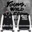 เสื้อเบสบอลแขนยาว (Jacket Baseball) BAP - YOUND WILD & FREE thumbnail 1