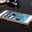เคสเพชร Diamond Bumper สำหรับ iPhone 6 สีทองชมพู thumbnail 7