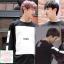 เสื้อแฟชั่นแขนยาว HBA EXO BTS สีดำ thumbnail 1