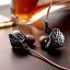 Kz Zst หูฟัง Hybrid 2drivers 1Dynamic 1BA ราคาประหยัดถอดสายได้รูปทรงหรู thumbnail 2