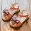 รองเท้าเด็กแฟชั่น สีชมพู แพ็ค 6 คู่ ไซต์ 31-32-33-34-35-36 thumbnail 1