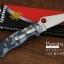 มีดพับ Spyderco รุ่น Paramilitary 2 ด้าม G10 ลายพราง ขนาด 8 นิ้ว (OEM) A++ thumbnail 2