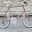 จักรยานมินิ Bianchi Mini Velo 8 FlatBar ,8สปีด ชุดขับคลาริส thumbnail 2