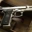ปืน BBgun GUN HEAVEN Berretta 92FS Silver 6 mm. AirSoftGun thumbnail 8