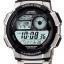 นาฬิกาข้อมือ คาสิโอ Casio World Time สายแสตนเลส รุ่น Ae1000wd-1av thumbnail 2