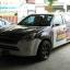 ขายยางปูพื้นรถเข้ารูป Isuzu D-Max 2012-2017 4 ประตู ลายกระดุมสีชมพูขอบชมพู thumbnail 2