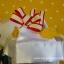 Hello Kitty & Daniel x McDonald's 2000 McSweet # Japanese Wedding แดเนียล เฮลโหลคิตตี้ ชุดแต่งงานประจำชาติญี่ปุ่น thumbnail 4