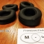 Premium Pads M-Series Earpad เอียร์แพดแบบหนานุ่มพิเศษสำหรับหูฟัง Audio Technica Ath M20x M30x M40x M50x thumbnail 3