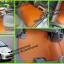 ขายยางปูพื้นรถเข้ารูป honda city 2005 จิ๊กซอร์สีส้มขอบส้ม thumbnail 1