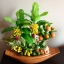 C003-สวนต้นไม้มงคล มะยม ส้ม ขนุน กล้วย_ไซร์ 4-6 นิ้ว thumbnail 1