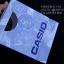 ซองกระดาษคาสิโอ ใส่นาฬิกา Casio thumbnail 3