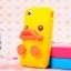 เคสซิลิโคนเป็ดเหลือง 3d ไอโฟน 4,4s thumbnail 5
