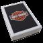 """ไฟแช็ค Zippo แท้ """"Harley Davidson - IRON Eagle Black Matte """" #Zippo 28485 แท้นำเข้า 100% thumbnail 6"""
