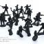 โมเดลทหารจิ๋ว สีดำ thumbnail 3