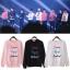 เสื้อแฟชั้นเกาหลีแขนยาว EXO 2015 (อักษรปักนูน) thumbnail 1