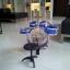 ชุดกลองของเด็ก ถูกสุดเพียง499 / ชุดพร้อมเก้าอี้ กลอง Big Band กลองชุดเด็กสีน้ำเงิน thumbnail 19