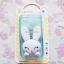 เคสยางนิ่มกระต่ายหน้ายิ้มตั้งได้ มีสายคล้อง ไอโฟน 4/4s thumbnail 5