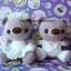 ตุ๊กตาแต่งงาน หมีบ่าวสาว แบบ1 thumbnail 1