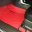 ขายยางปูพื้นรถเข้ารูป Isuzu D-Max Cab 2012-2017 ลายกระดุมสีแดงขอบดำ thumbnail 2
